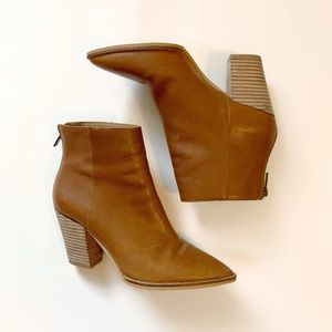 Lucky Brand Adalan Ankle Boots